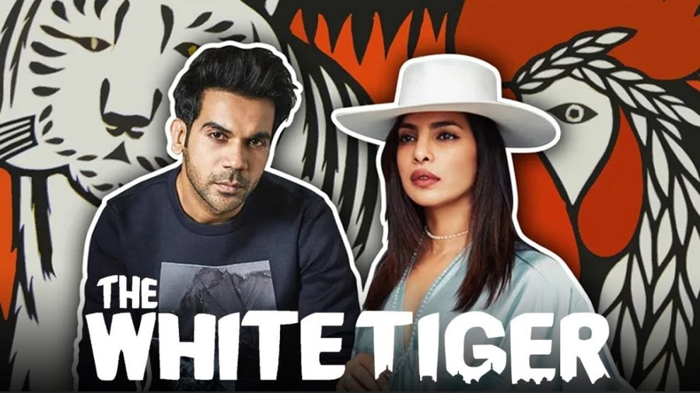 The White Tiger to be Released on Netflix as well as Selected Cinemas...!!!  - Interviewer PR