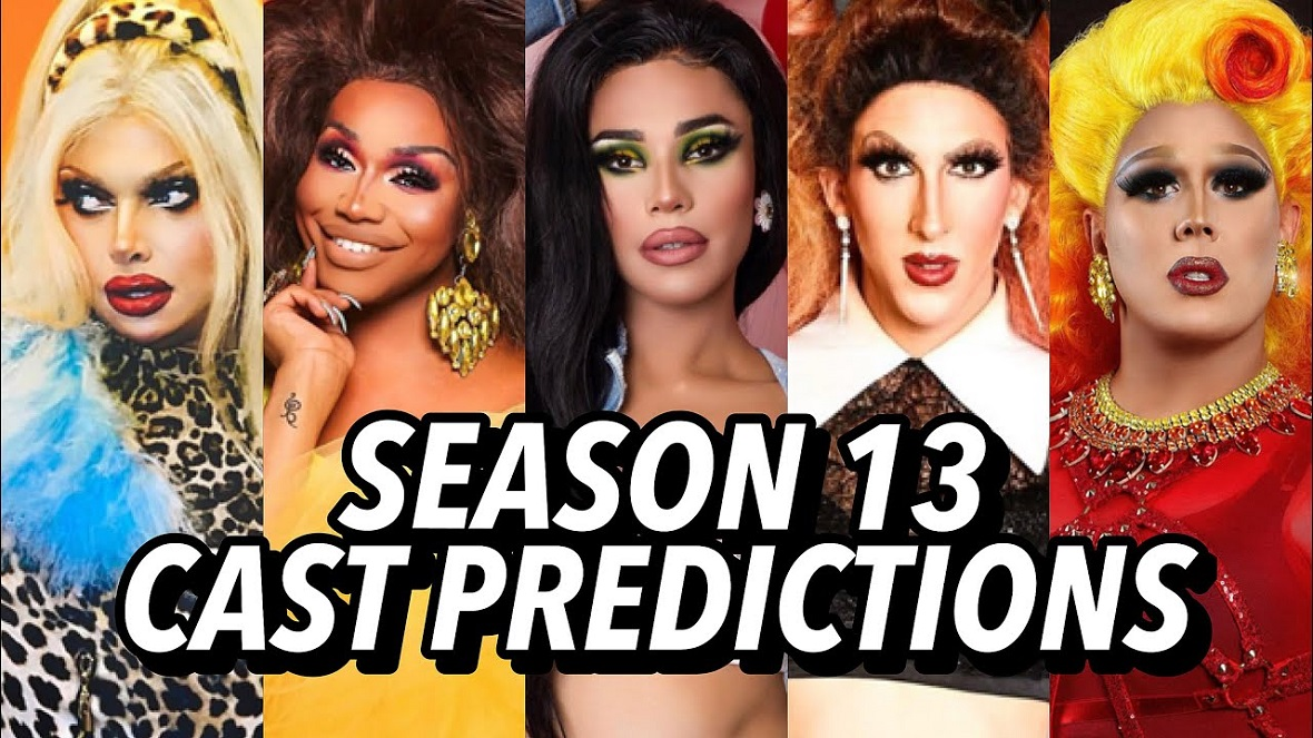 New 'Drag Race' Season 13 Trailed Just Revealed a Big, Herstoric Twist