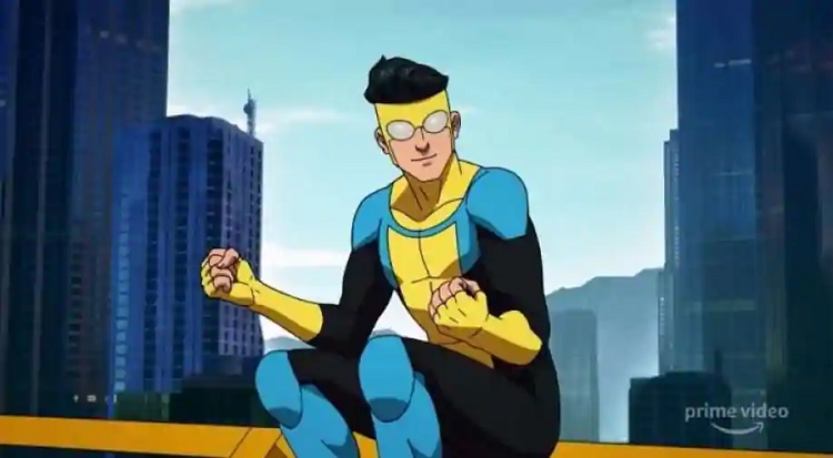 Robert Kirkman's 'Invincible' Gets Premiere Date at Amazon