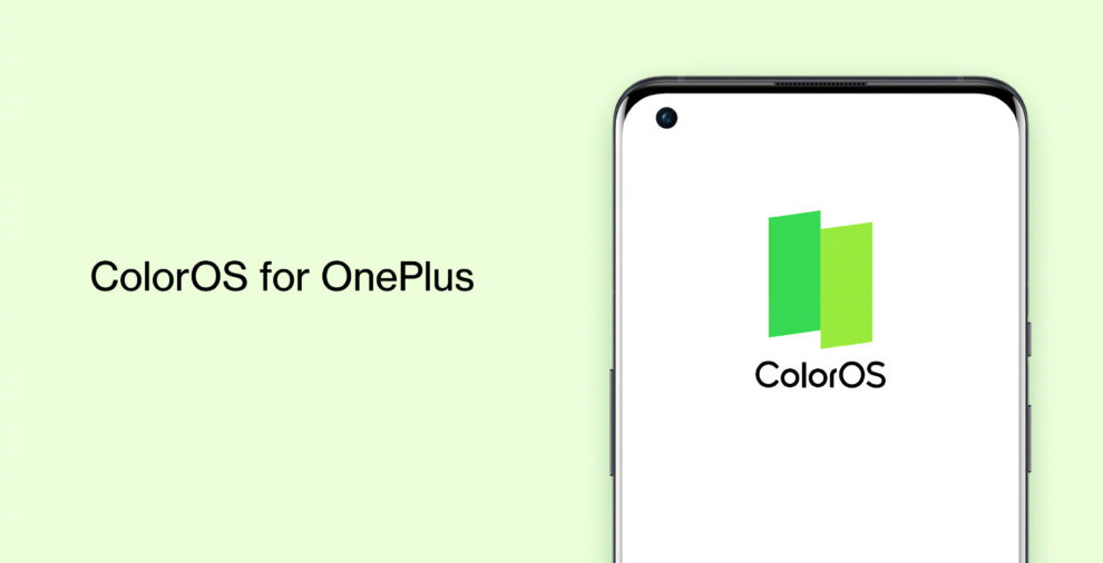 OnePlus Clubbing Oxygen OS With Oppo'sColor OS