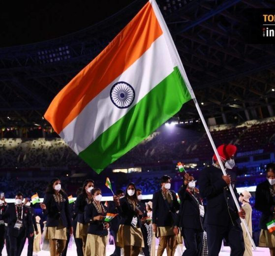 India At Olympic