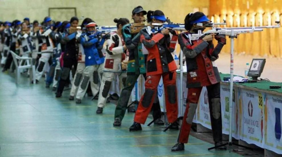Indian Shooters at Olympics