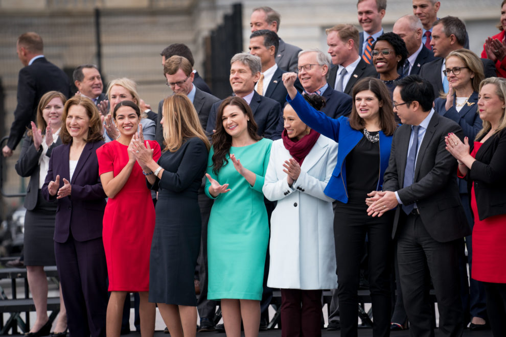 WOMEN IN THE POLITICAL WORLD