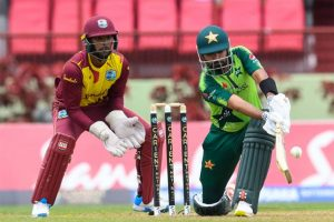 Pakistan And West Indies Match