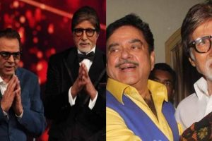 Amitabh Bachchan Revisiting Good Old Days With Friends
