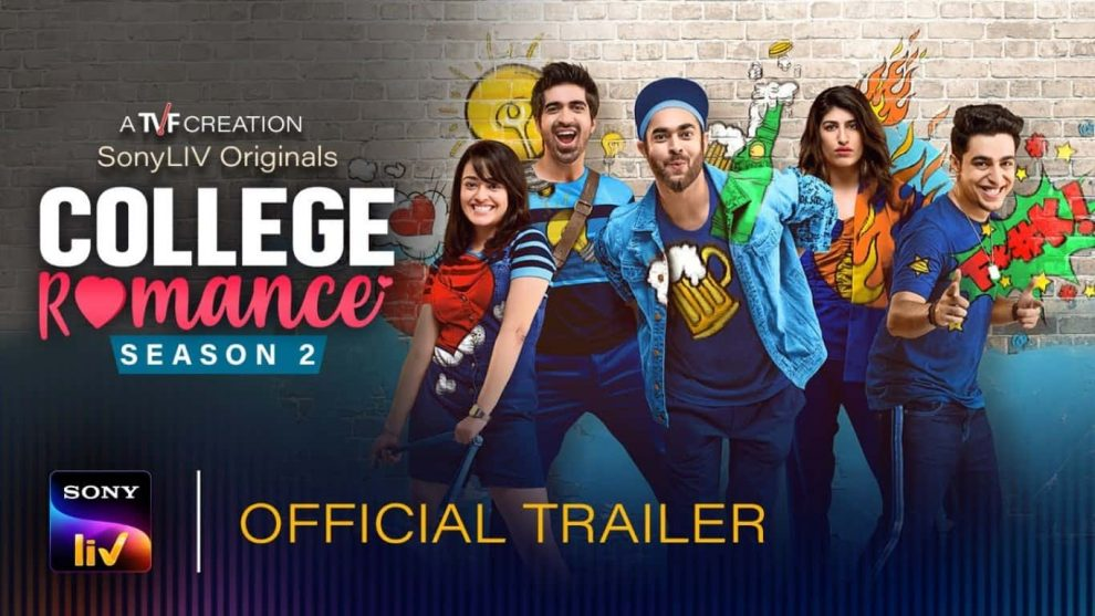 College Romance is a TVF Creation