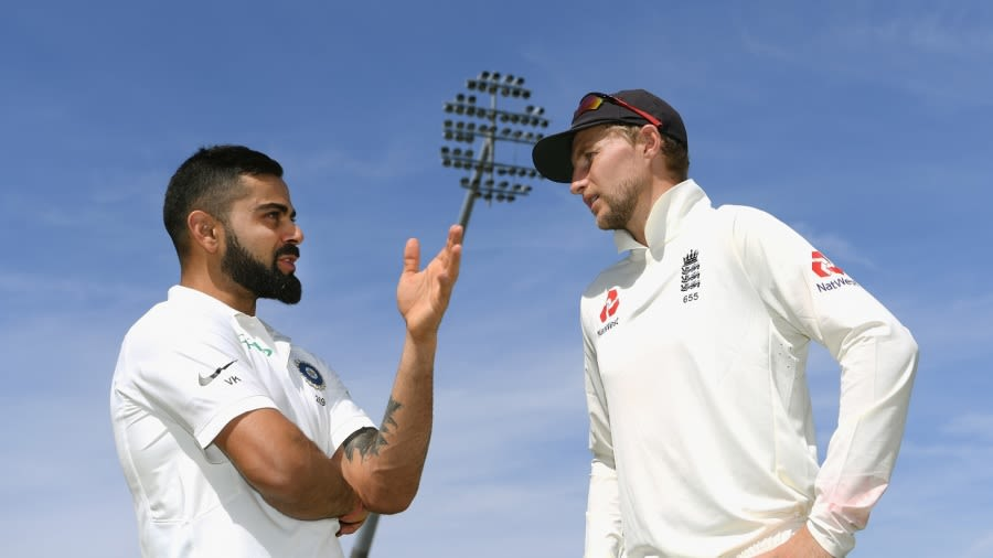 India And England Test