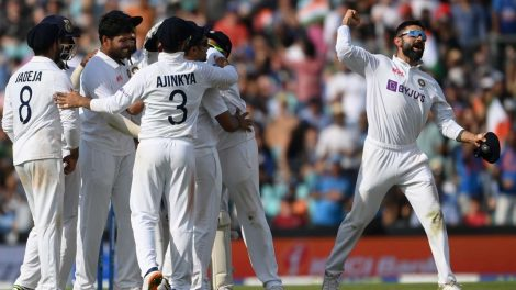 India Won At Oval After 50 Years Against England